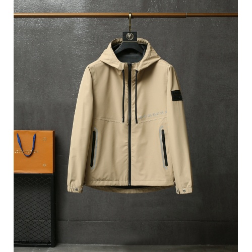 Burberry Jackets Long Sleeved For Men #835469