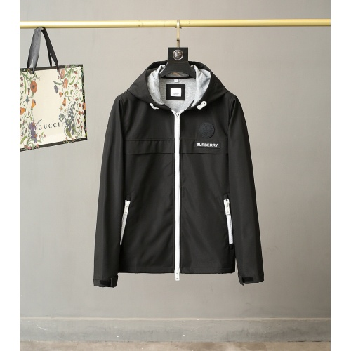 Burberry Jackets Long Sleeved For Men #835472