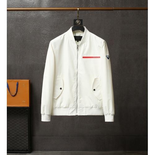 Prada Jackets Long Sleeved For Men #835477
