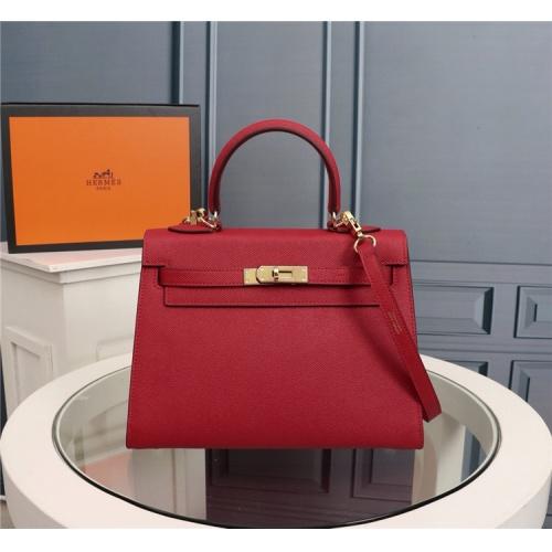 Hermes AAA Quality Handbags For Women #835487 $112.00 USD, Wholesale Replica Hermes AAA Quality Handbags