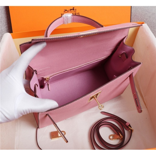 Replica Hermes AAA Quality Handbags For Women #835489 $112.00 USD for Wholesale