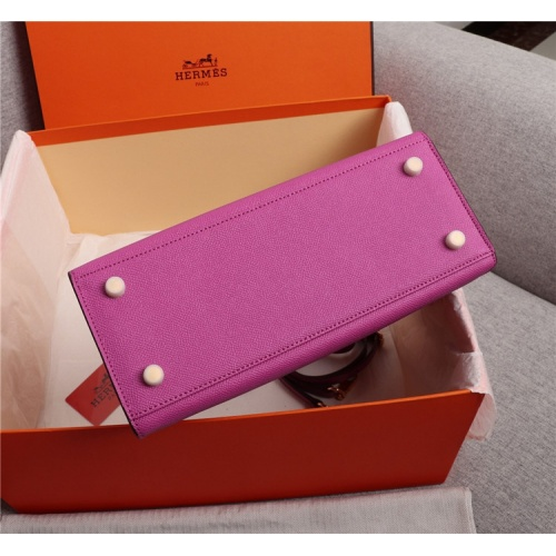 Replica Hermes AAA Quality Handbags For Women #835490 $112.00 USD for Wholesale