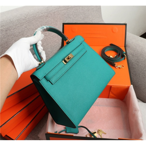 Replica Hermes AAA Quality Handbags For Women #835493 $112.00 USD for Wholesale