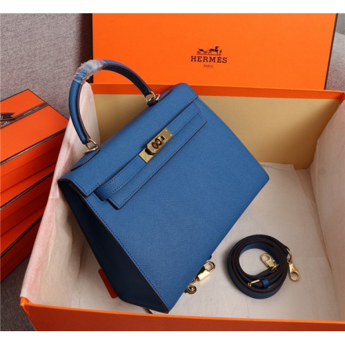 Replica Hermes AAA Quality Handbags For Women #835496 $112.00 USD for Wholesale