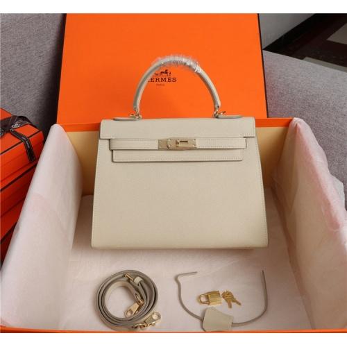 Hermes AAA Quality Handbags For Women #835501