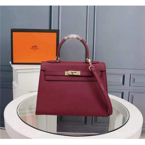 Hermes AAA Quality Handbags For Women #835503 $112.00, Wholesale Replica Hermes AAA Quality Handbags