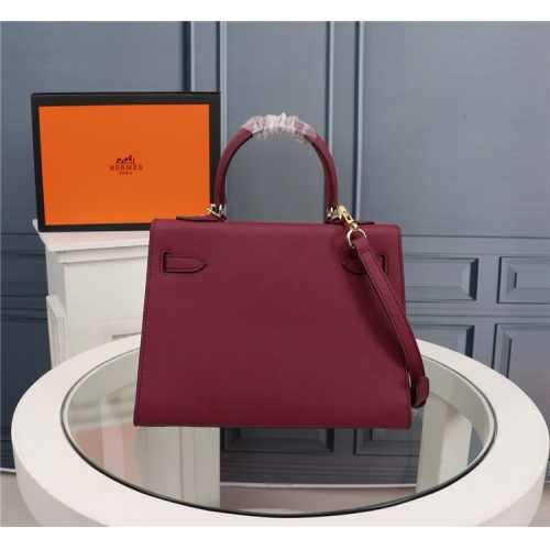 Replica Hermes AAA Quality Handbags For Women #835504 $105.00 USD for Wholesale