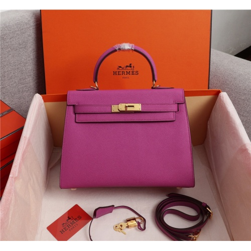 Hermes AAA Quality Handbags For Women #835507