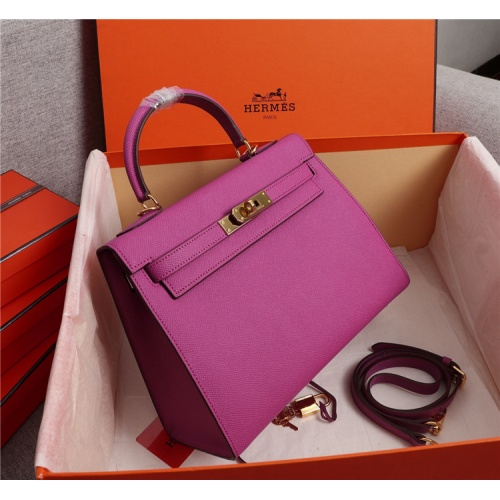 Replica Hermes AAA Quality Handbags For Women #835507 $105.00 USD for Wholesale