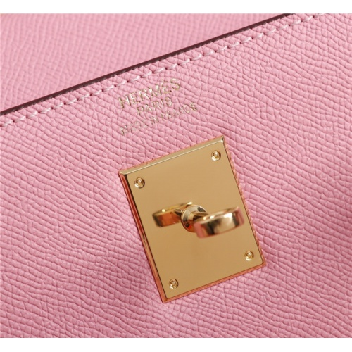 Replica Hermes AAA Quality Handbags For Women #835508 $105.00 USD for Wholesale