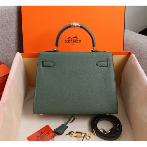 Replica Hermes AAA Quality Handbags For Women #835509 $105.00 USD for Wholesale