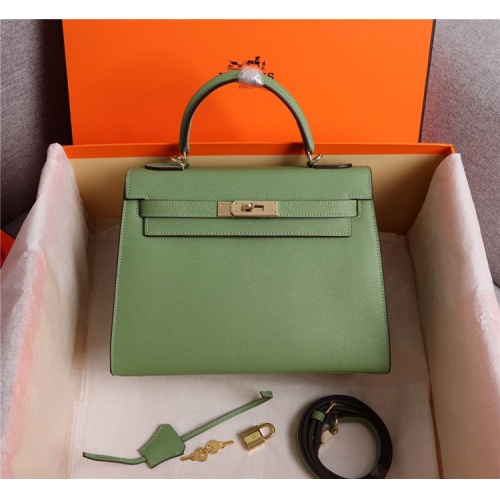 Hermes AAA Quality Handbags For Women #835510 $105.00, Wholesale Replica Hermes AAA Quality Handbags