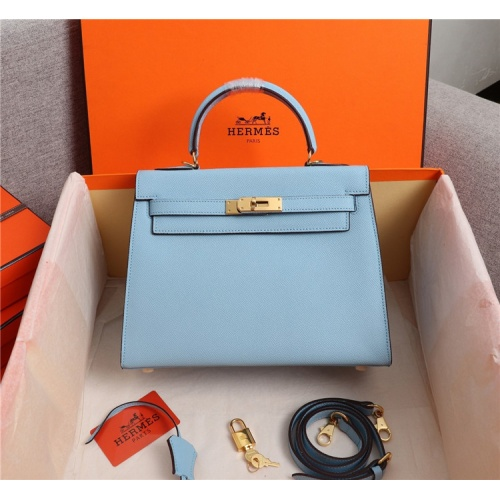 Hermes AAA Quality Handbags For Women #835513 $105.00, Wholesale Replica Hermes AAA Quality Handbags