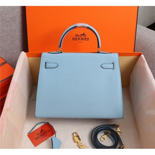 Replica Hermes AAA Quality Handbags For Women #835513 $105.00 USD for Wholesale