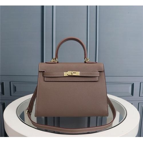 Hermes AAA Quality Handbags For Women #835516