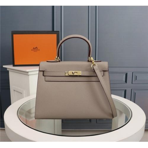 Hermes AAA Quality Handbags For Women #835517
