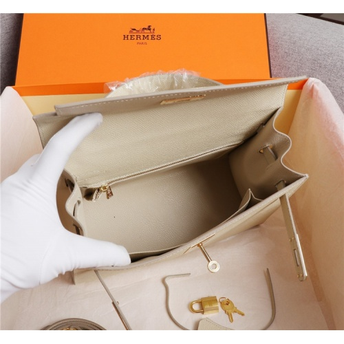 Replica Hermes AAA Quality Handbags For Women #835518 $105.00 USD for Wholesale