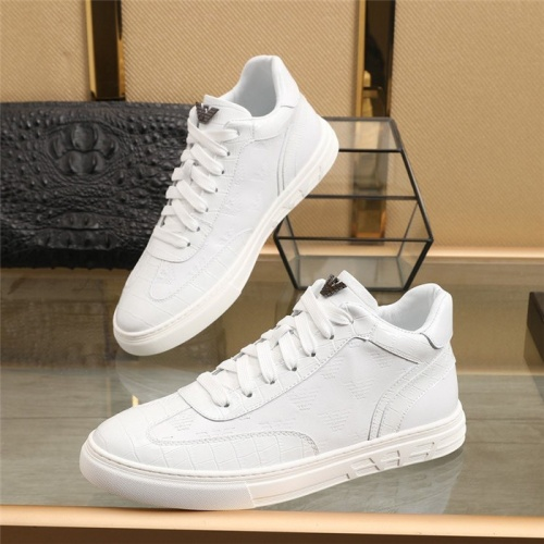 Armani Casual Shoes For Men #835535