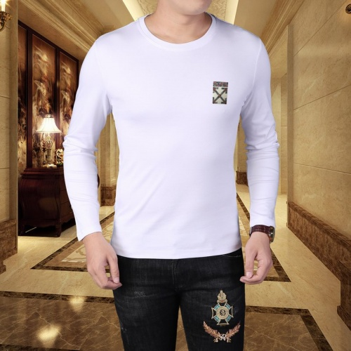 Off-White T-Shirts Long Sleeved For Men #835600