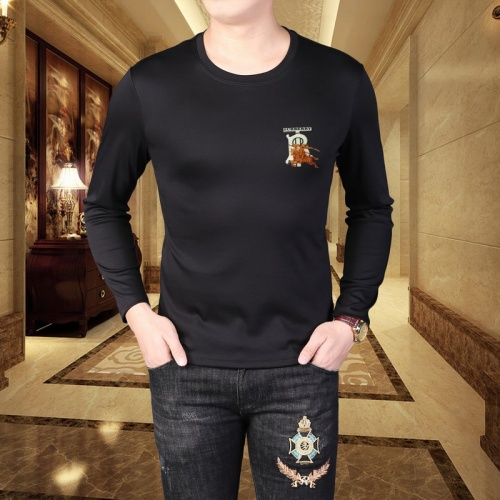 Burberry T-Shirts Long Sleeved For Men #835603