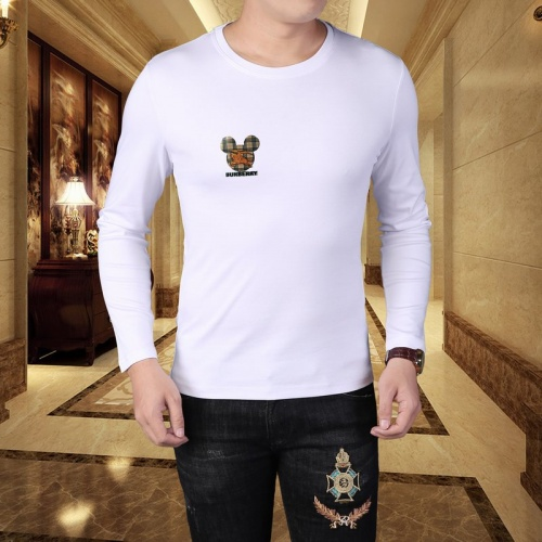 Burberry T-Shirts Long Sleeved For Men #835606