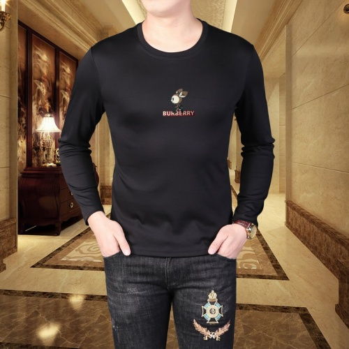 Burberry T-Shirts Long Sleeved For Men #835609
