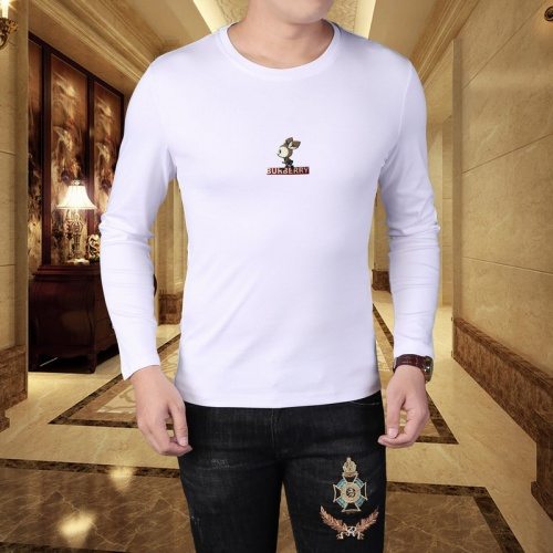 Burberry T-Shirts Long Sleeved For Men #835610