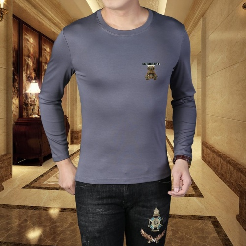Burberry T-Shirts Long Sleeved For Men #835614