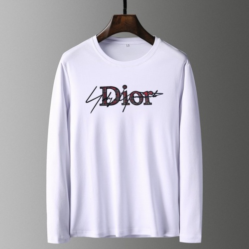 Christian Dior T-Shirts Long Sleeved For Men #835652