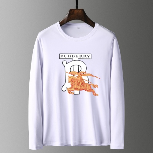 Burberry T-Shirts Long Sleeved For Men #835682