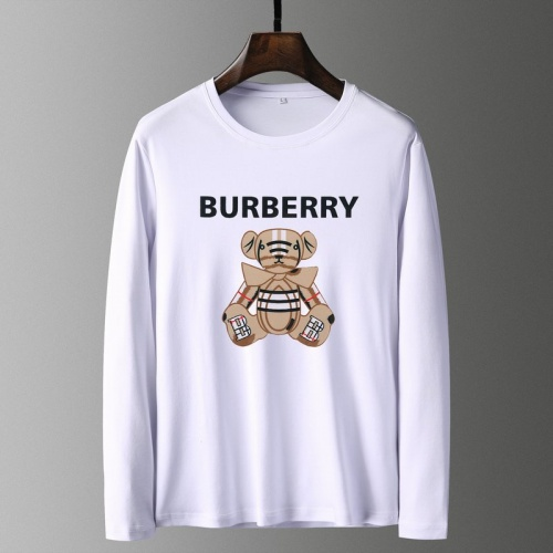 Burberry T-Shirts Long Sleeved For Men #835685