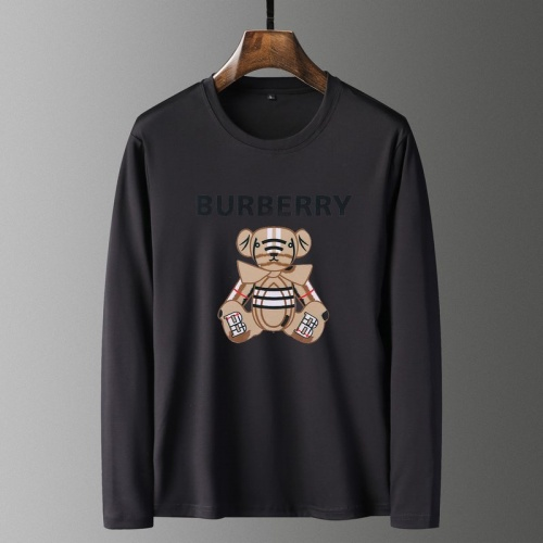 Burberry T-Shirts Long Sleeved For Men #835686