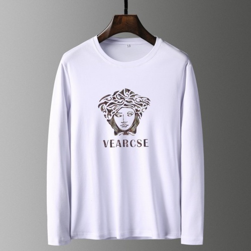 Versace T-Shirts Long Sleeved For Men #835691