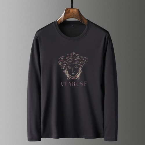 Versace T-Shirts Long Sleeved For Men #835692