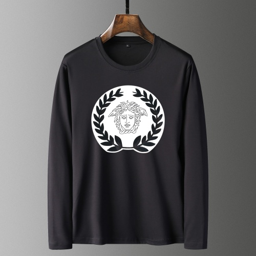 Versace T-Shirts Long Sleeved For Men #835695
