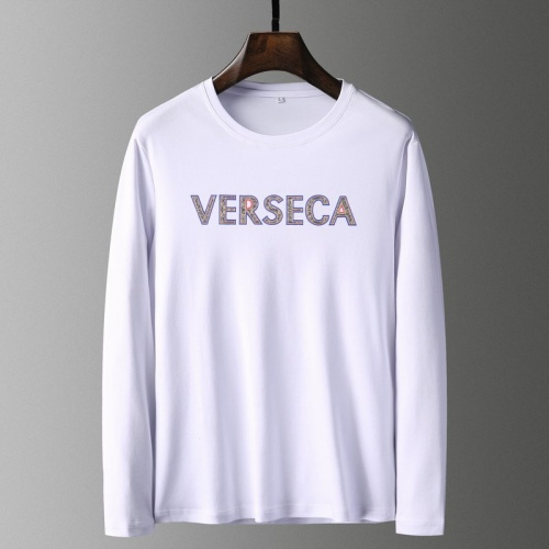 Versace T-Shirts Long Sleeved For Men #835700