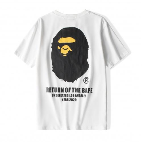 Bape T-Shirts Short Sleeved For Men #835730