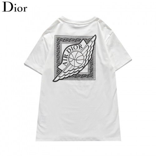 Christian Dior T-Shirts Short Sleeved For Men #835744