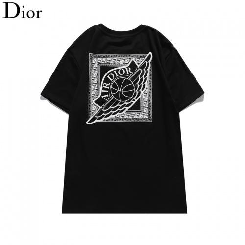 Christian Dior T-Shirts Short Sleeved For Men #835745