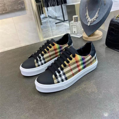 Burberry Casual Shoes For Men #835765