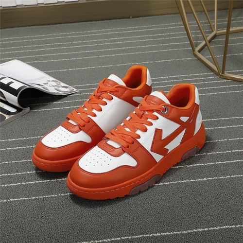 Off-White Casual Shoes For Men #835776