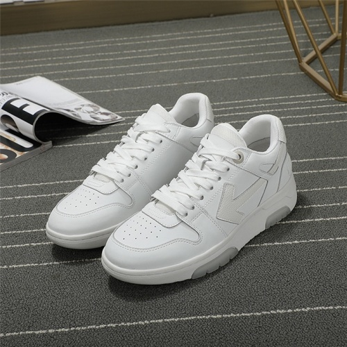 Off-White Casual Shoes For Women #835807