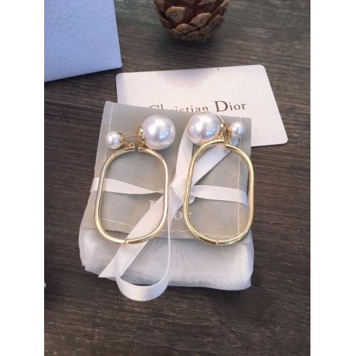 Christian Dior Earrings #835882 $27.00, Wholesale Replica Christian Dior Earrings