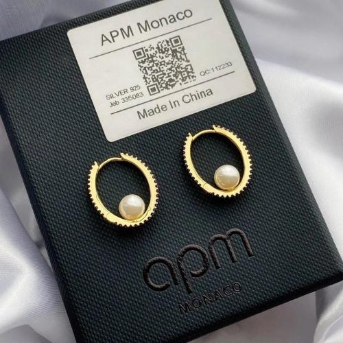 apm Monaco Earrings #835894