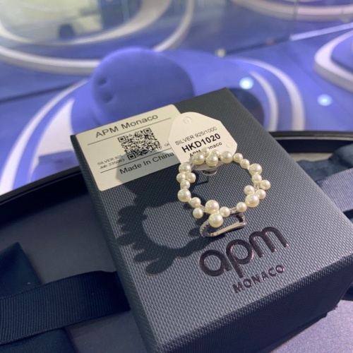 apm Monaco Earrings #835896