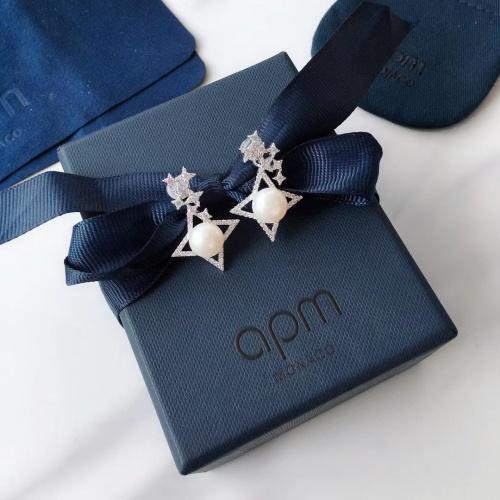 apm Monaco Earrings #835912