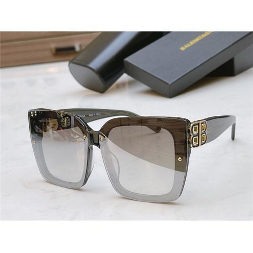 Balenciaga AAA Quality Sunglasses #835947