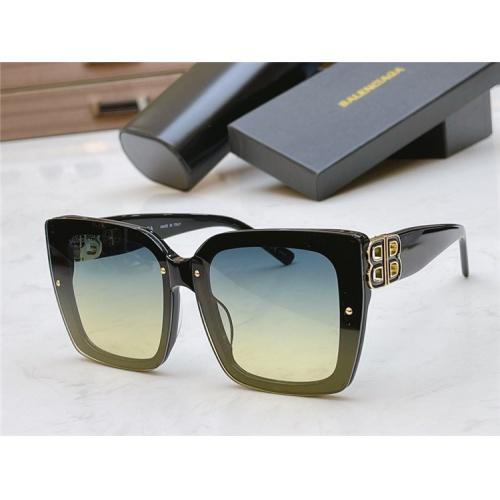 Balenciaga AAA Quality Sunglasses #835948