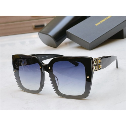 Balenciaga AAA Quality Sunglasses #835949 $54.00 USD, Wholesale Replica Balenciaga AAA Sunglasses