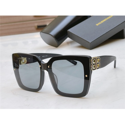 Balenciaga AAA Quality Sunglasses #835950 $54.00 USD, Wholesale Replica Balenciaga AAA Sunglasses